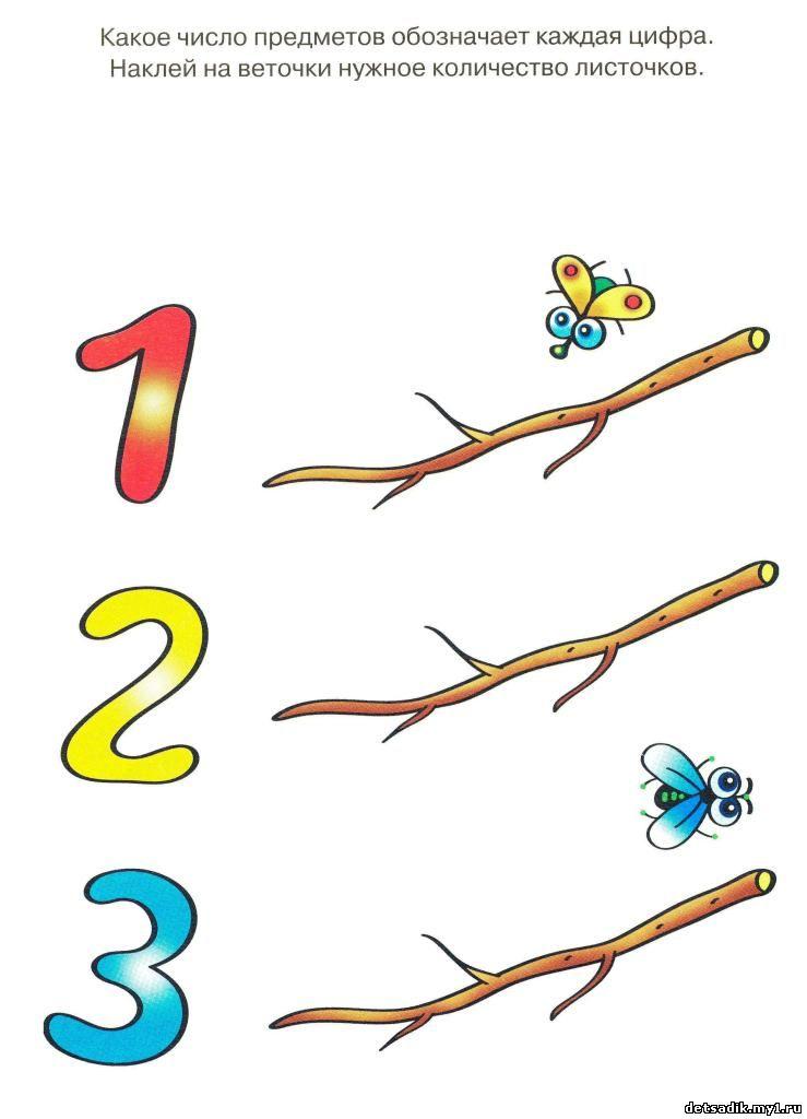 счет по-английски от 1 до 10 для детей