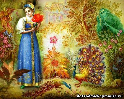 Поделки своими руками по сказке аленький цветочек